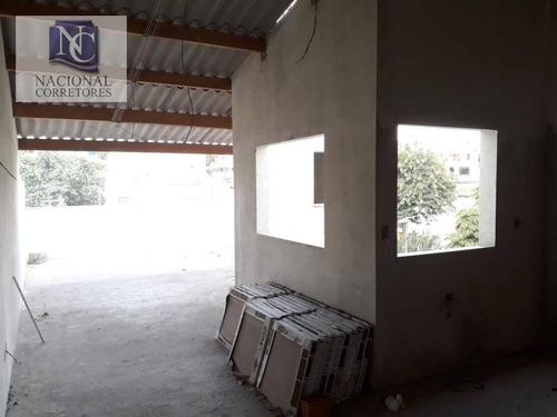 cobertura residencial à venda, parque novo oratório, santo andré. - co2909