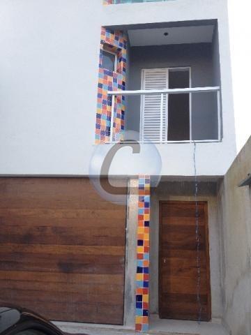 cobertura residencial à venda, parque oratório, santo andré. - co0209