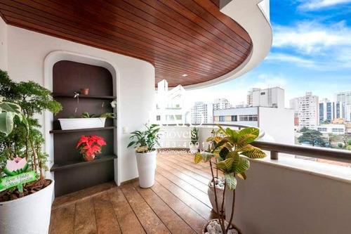 cobertura residencial à venda, perdizes, são paulo. - codigo: co0016 - co0016