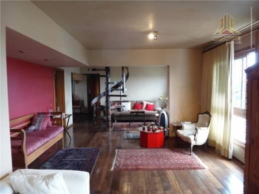 cobertura residencial à venda, petrópolis, porto alegre - co0141. - co0141
