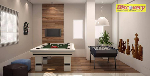 cobertura  residencial à venda, picanco, guarulhos. - co0002