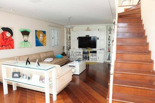 cobertura residencial à venda, pinheiros, são paulo. - co0289