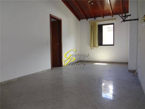 cobertura  residencial à venda, pitangueiras, guarujá. - codigo: co0061 - co0061
