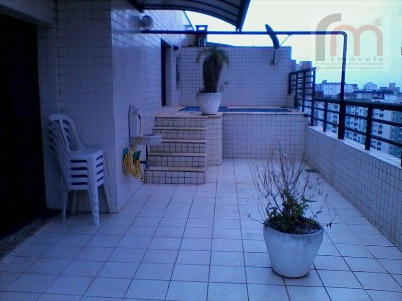 cobertura residencial à venda, ponta da praia, santos - co0012. - co0012