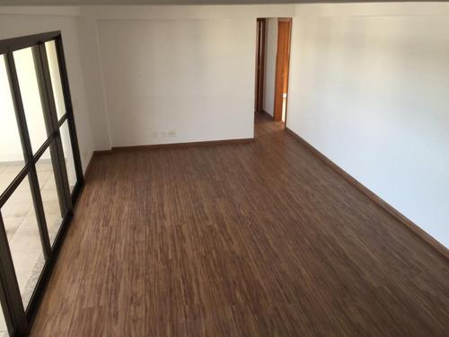 cobertura residencial à venda, ponta da praia, santos - co0030. - co0030