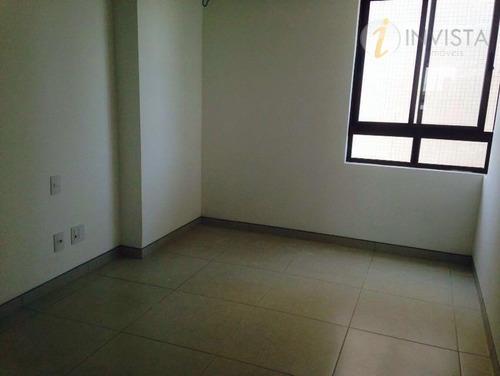 cobertura residencial à venda, ponta de campina, cabedelo - co0024. - co0024
