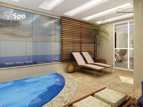 cobertura residencial à venda, praia da costa, vila velha. - co0166