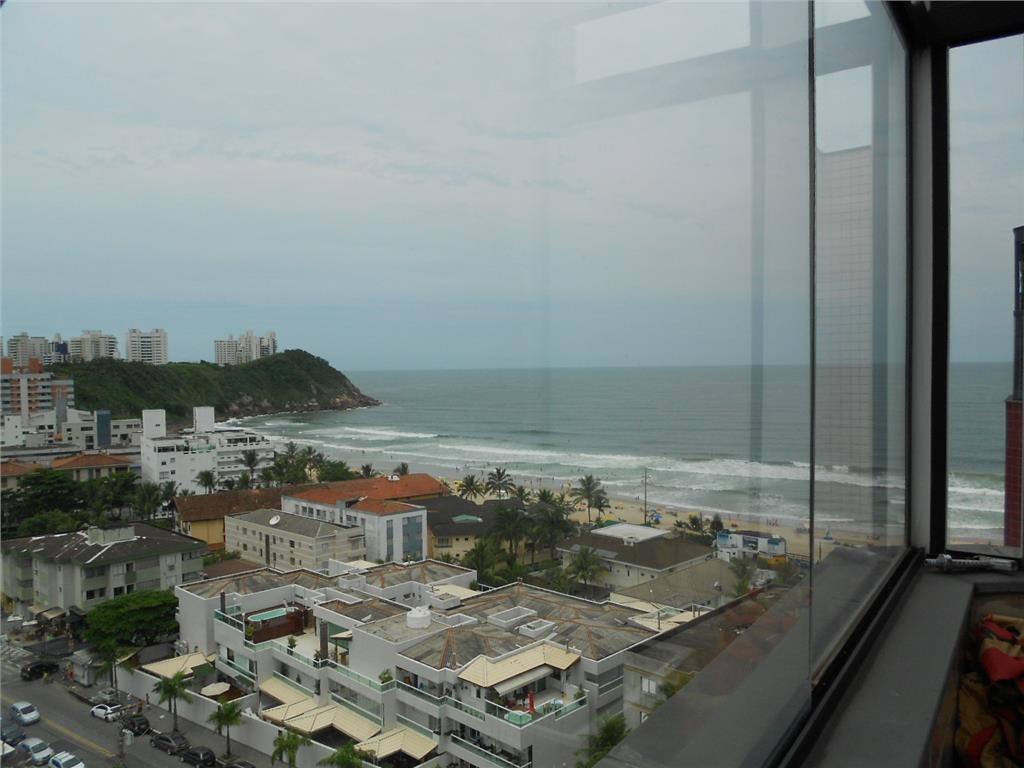 cobertura residencial à venda, praia das astúrias, guarujá - co0069. - co0069