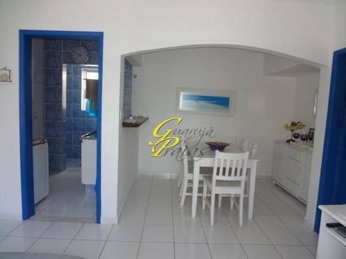 cobertura residencial à venda, praia das pitangueiras, guarujá. - codigo: co0040 - co0040