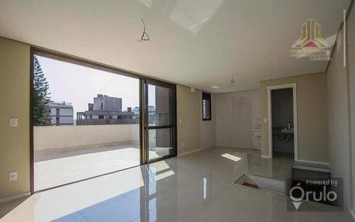 cobertura residencial à venda, rio branco, porto alegre. - co0410
