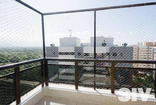 cobertura residencial à venda, riviera de são lourenço, bertioga - co0151. - co0151