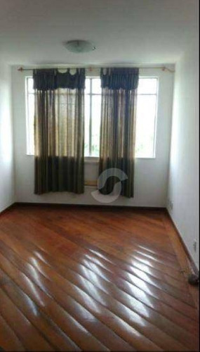 cobertura residencial à venda, santa rosa, niterói. - co0134
