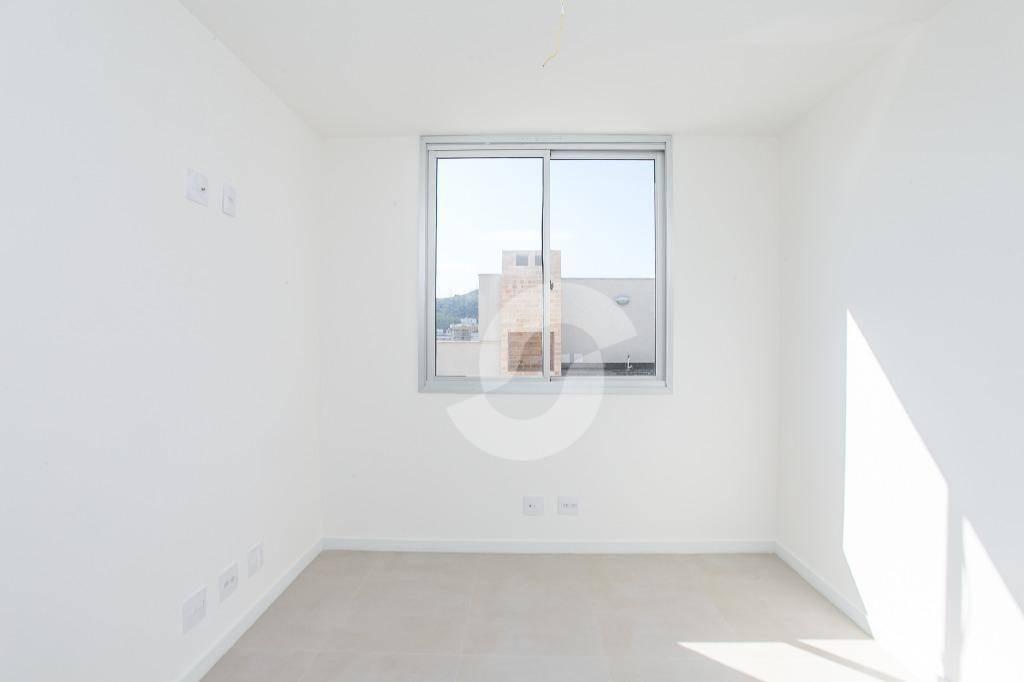 cobertura residencial à venda, santa rosa, niterói. - co0325