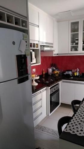 cobertura residencial à venda, santa teresinha, santo andré - co0451. - co0451