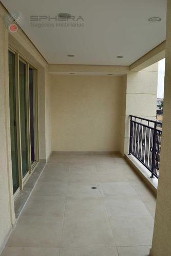 cobertura residencial à venda, santana, são paulo. - co0002