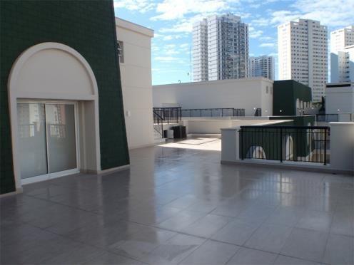 cobertura residencial à venda, santo amaro, são paulo. - co0017