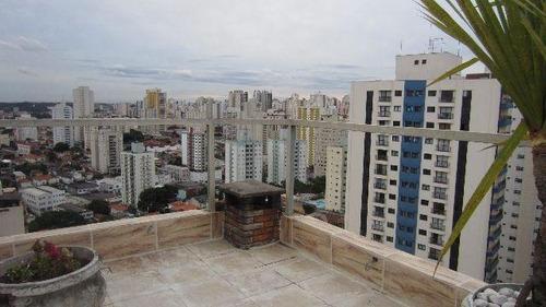 cobertura  residencial à venda, saúde, são paulo. - codigo: co0111 - co0111