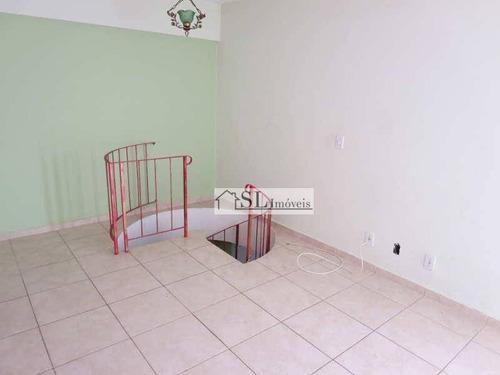 cobertura residencial à venda, são bernardo, campinas - co0016. - co0016