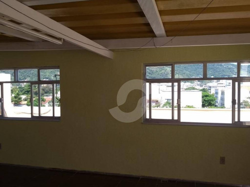 cobertura residencial à venda, são francisco, niterói. - co0242