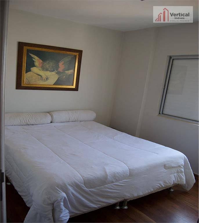 cobertura residencial à venda, tatuapé, são paulo - co0266. valor 1.230.000,00 - co0266