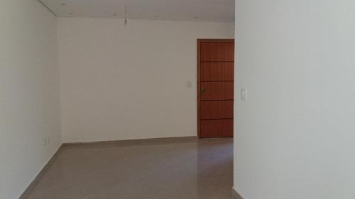 cobertura residencial à venda, utinga, santo andré. - co0500