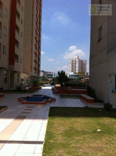 cobertura residencial à venda, vila américa, santo andré - co0168. - co0168