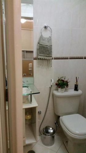 cobertura residencial à venda, vila baruel, são paulo. - co0026
