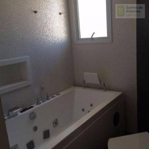 cobertura residencial à venda, vila bastos, santo andré - co0232. - co0232