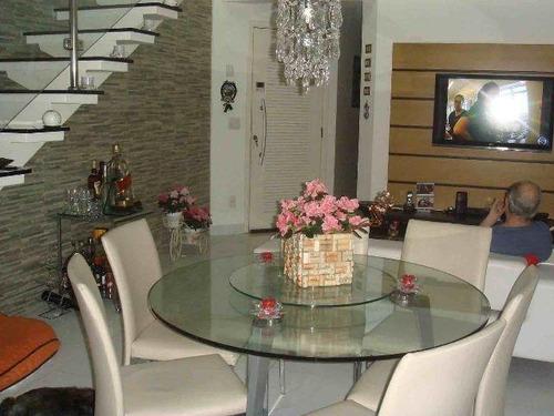 cobertura residencial à venda, vila bertioga, são paulo. - co0012