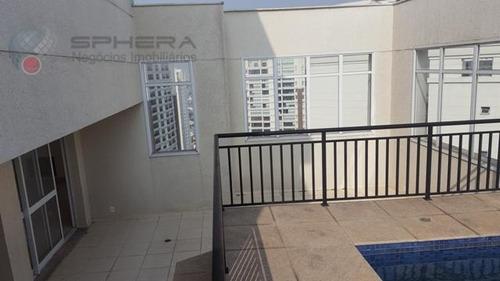 cobertura residencial à venda, vila califórnia, são paulo. - co0016
