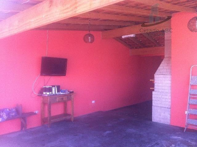 cobertura residencial à venda, vila camilópolis, santo andré. - co0213