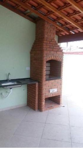 cobertura residencial à venda, vila camilópolis, santo andré. - co0529