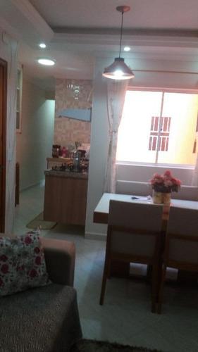 cobertura residencial à venda, vila camilópolis, santo andré. - co0594
