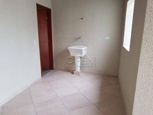 cobertura residencial à venda, vila camilópolis, santo andré - co1228. - co1228
