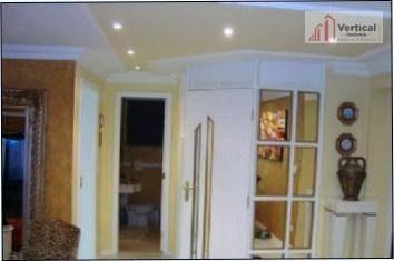 cobertura residencial à venda, vila carrão, são paulo - co0229. - co0229