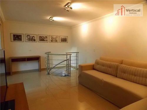 cobertura residencial à venda, vila carrão, são paulo - co0263. - co0263