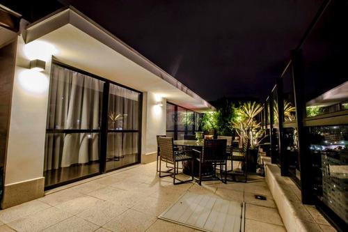 cobertura residencial à venda, vila cruzeiro, são paulo - co0059. - co0059