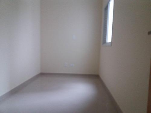 cobertura residencial à venda, vila curuçá, santo andré. - co0626
