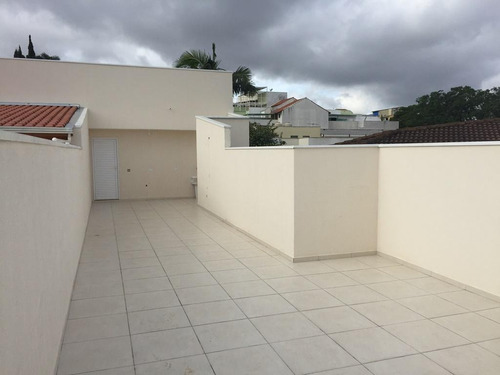 cobertura residencial à venda, vila eldízia, santo andré - co0751. - co0751