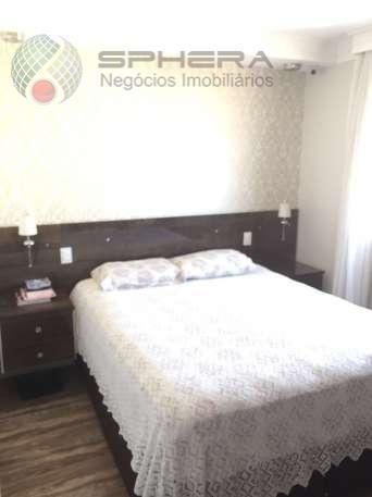cobertura residencial à venda, vila ester (zona norte), são paulo. - co0032