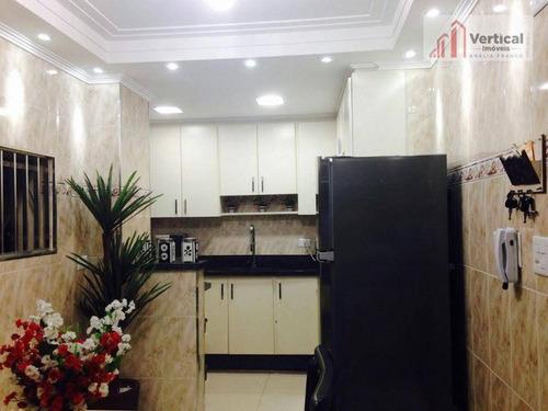 cobertura residencial à venda, vila formosa, são paulo - co0182. - co0182