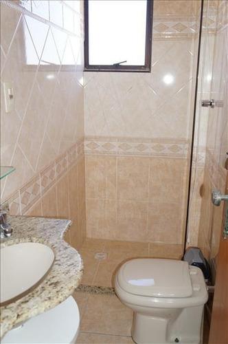 cobertura residencial à venda, vila guilhermina, praia grande. - codigo: co0213 - co0213