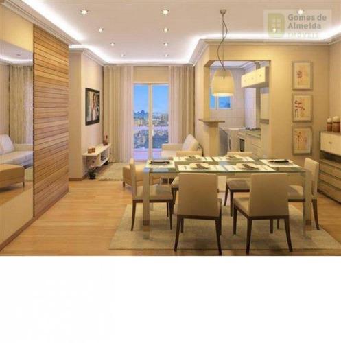 cobertura residencial à venda, vila guiomar, santo andré - co0169. - co0169
