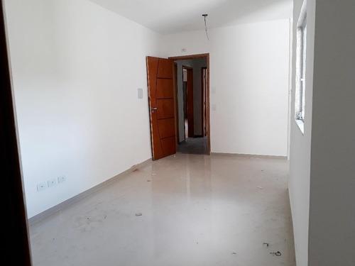 cobertura residencial à venda, vila guiomar, santo andré. - co0691