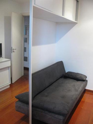cobertura residencial à venda, vila gumercindo, são paulo - co0047. - co0047