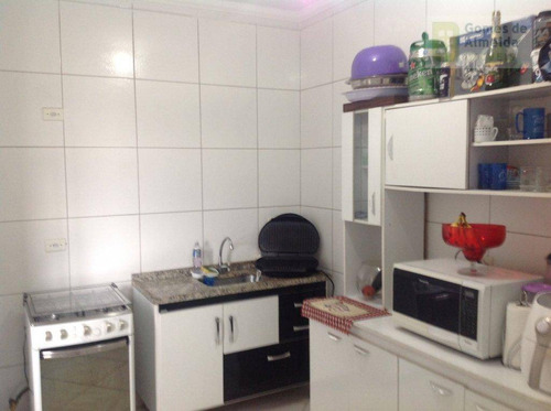 cobertura residencial à venda, vila humaitá, santo andré - co0229. - co0229