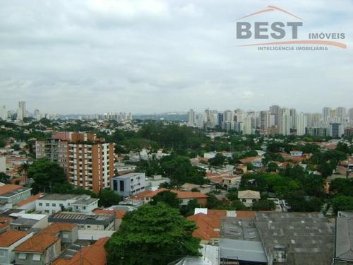 cobertura residencial à venda, vila leopoldina, são paulo. - co0159
