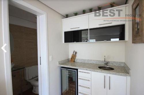 cobertura  residencial à venda, vila leopoldina, são paulo. - co0161