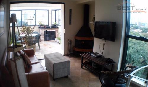cobertura residencial à venda, vila leopoldina, são paulo. - co0225