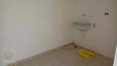 cobertura residencial à venda, vila lucinda, santo andré - ap6766. - co0225